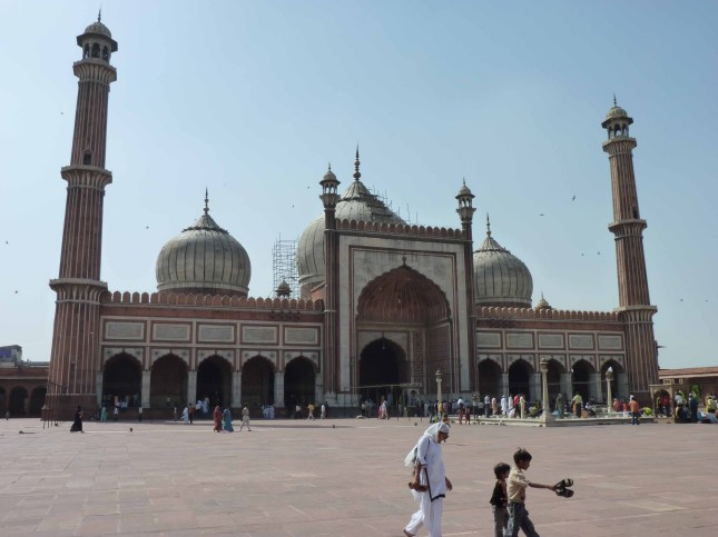 The Jami Masjid