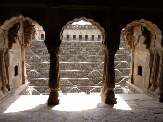 Chand Baori.