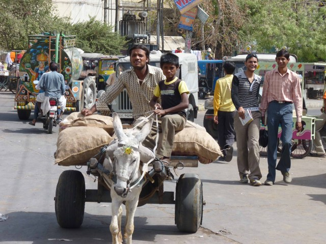 various mode of transport in Kuchaman