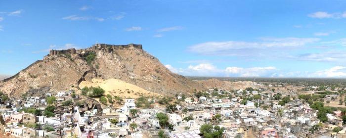 Kuchaman Fort
