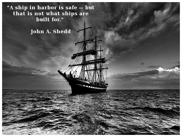 ships are built for