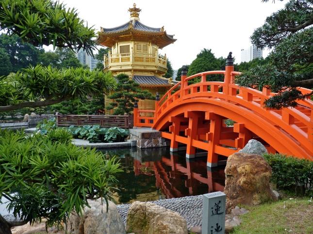 Nan Lian Gardens.
