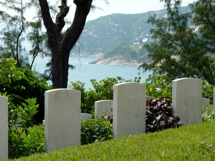Stanley Military Cemetery.