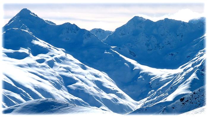 The Italian Alps.