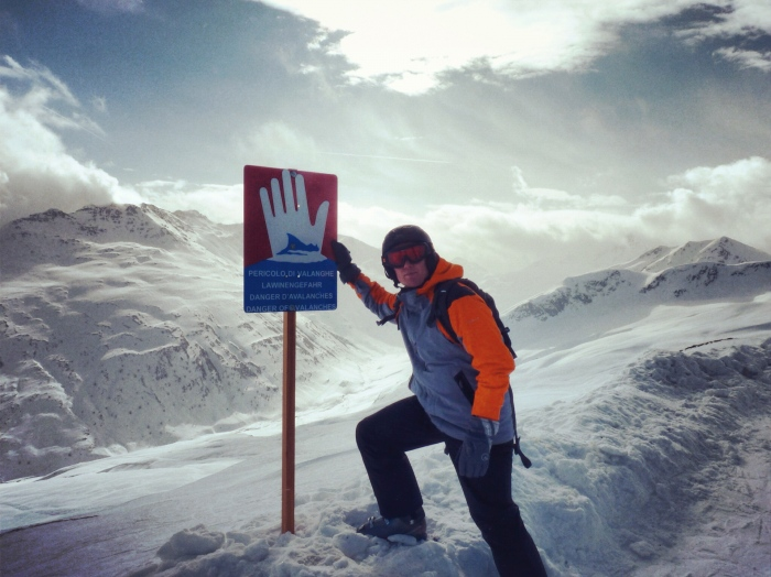 The responsibility & dangers of out-of-bounds skiing!