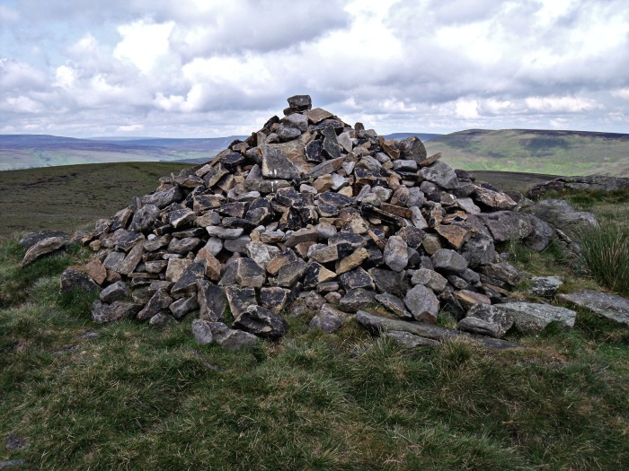 Lost Lad Cairn.