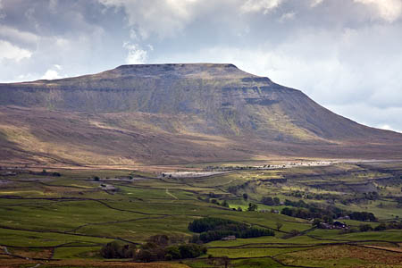 Ingleborough.