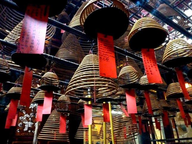 Man Mo Temple, (Sheung Wan)