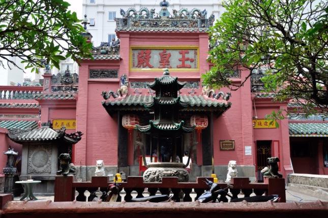 The Jade Emperor's Pagoda
