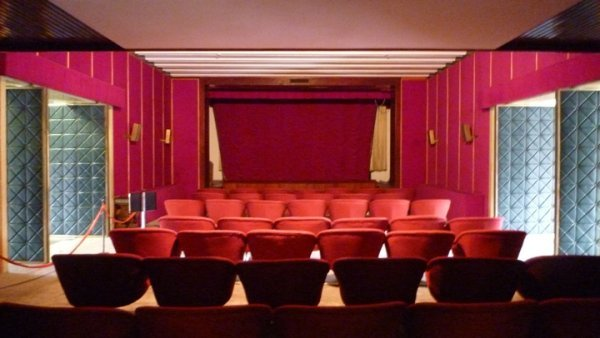 Dictator's own Cinema