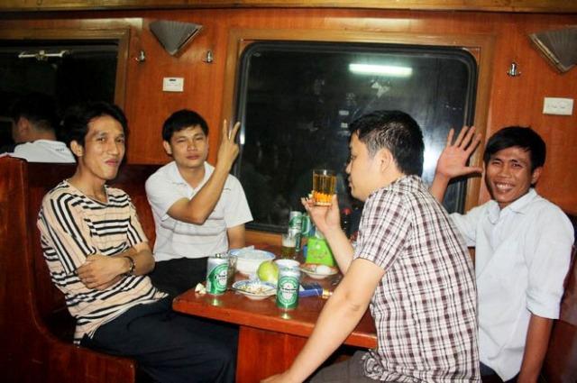 The Ho Chi Minh boys