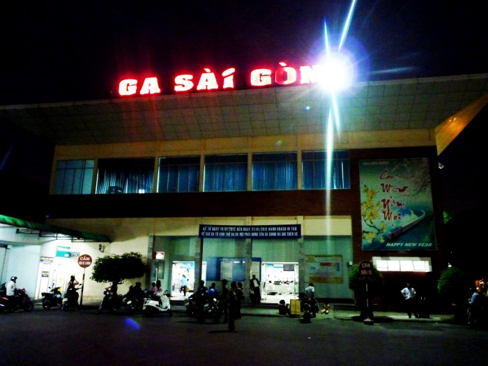 Saigon Railway Station