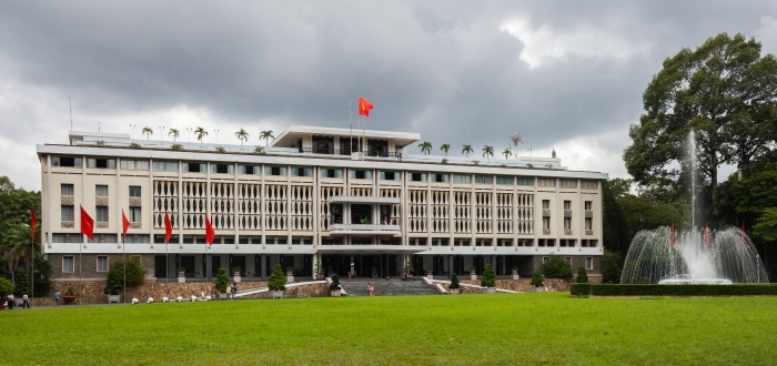 Reunification Palace Saigon