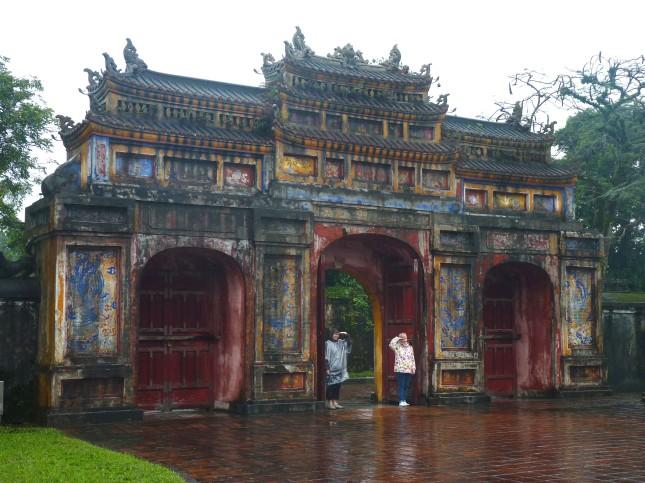 Royal Citadel Gate