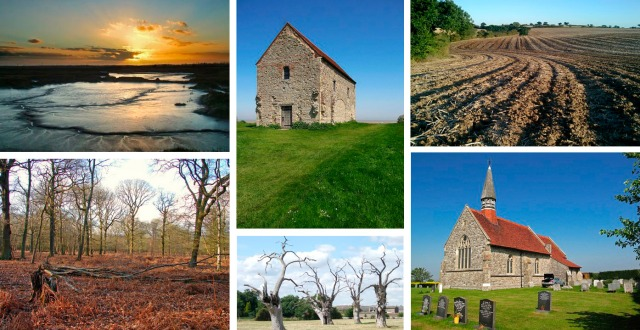 Images from St Peter's Way