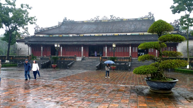 The Grand Throne Palace