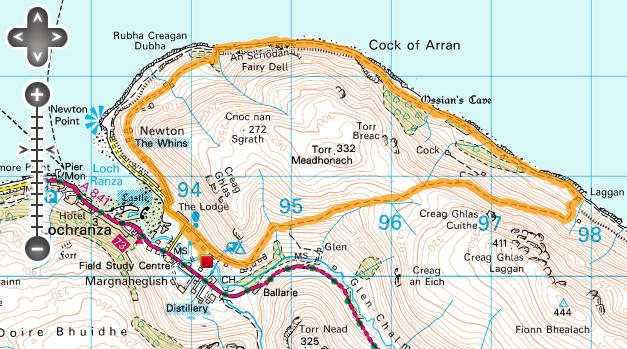 Click for Interactive Route Map