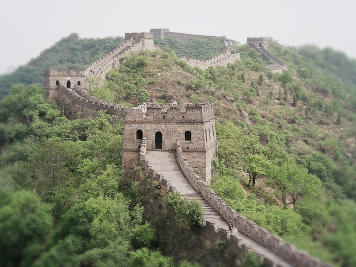 The Great Wall, Mutianyu Huairou County