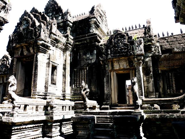 Banteay Samre Temple, Cambodia