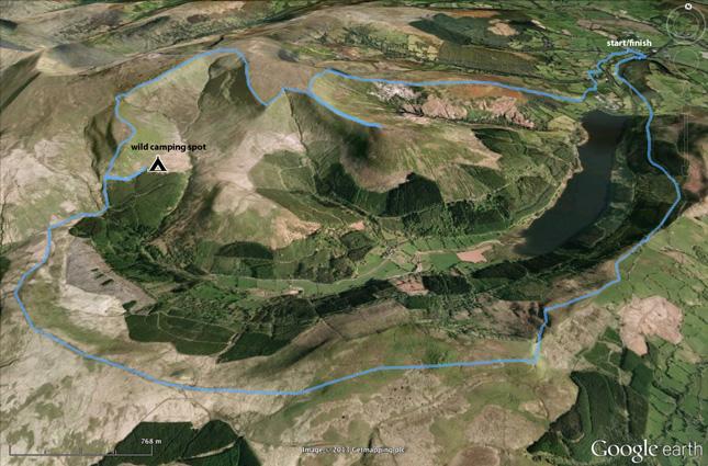 Route Map 3D