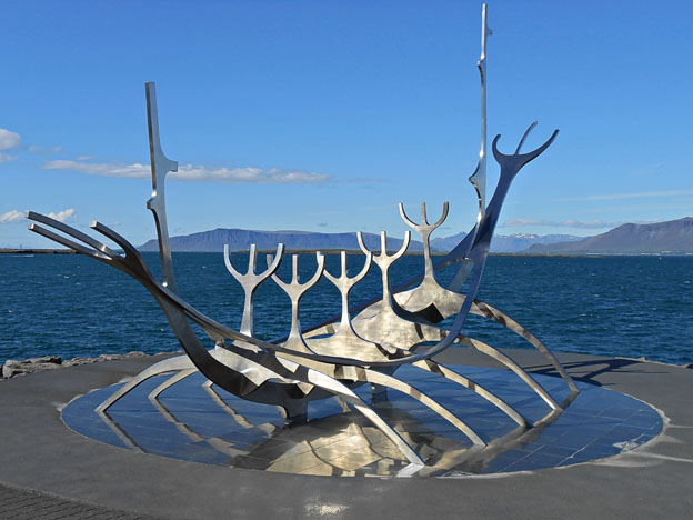 The Sun Voyager - Reykjavík