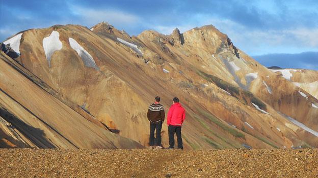 Landmannalaugar scenery