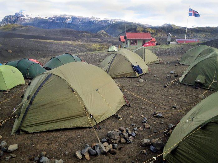 Botnar Campsite