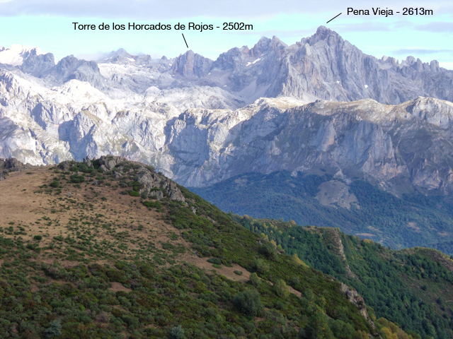 Picos de Europa Mountains - the Central Massif