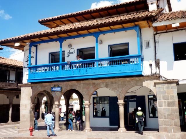 Cusco Coffee Shop