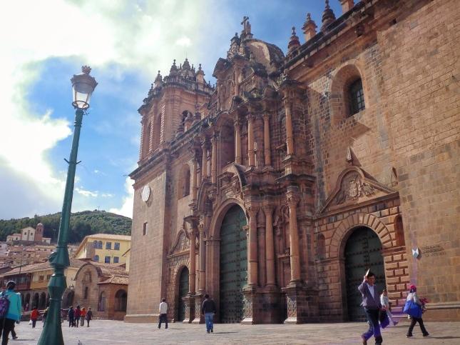 Santo Domingo Cathedral - Cusco