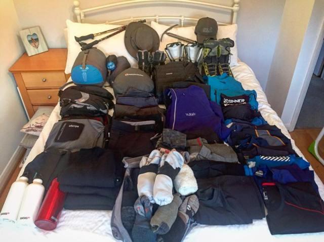 Stok Kangri Expedition Kit
