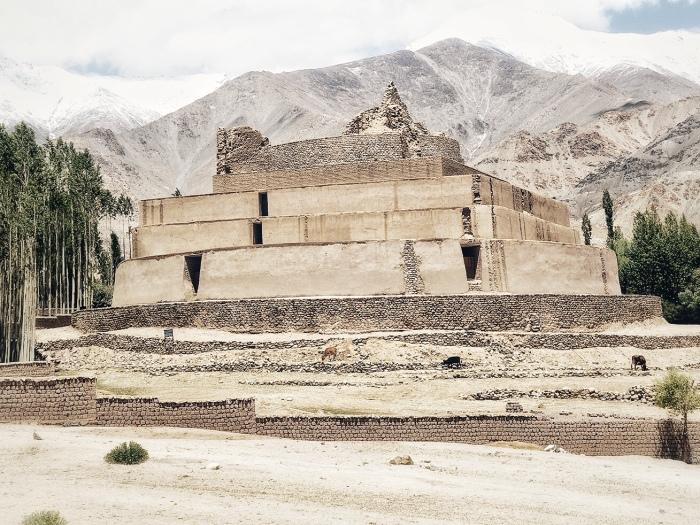 Tisserru Stupa - Leh