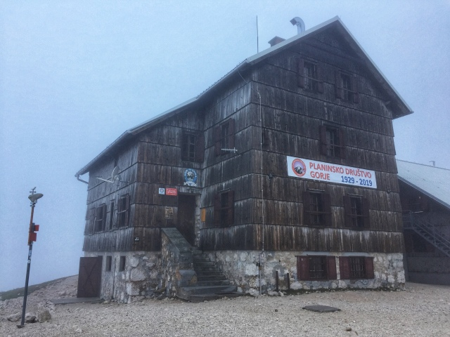 The Dom Planiska Hut