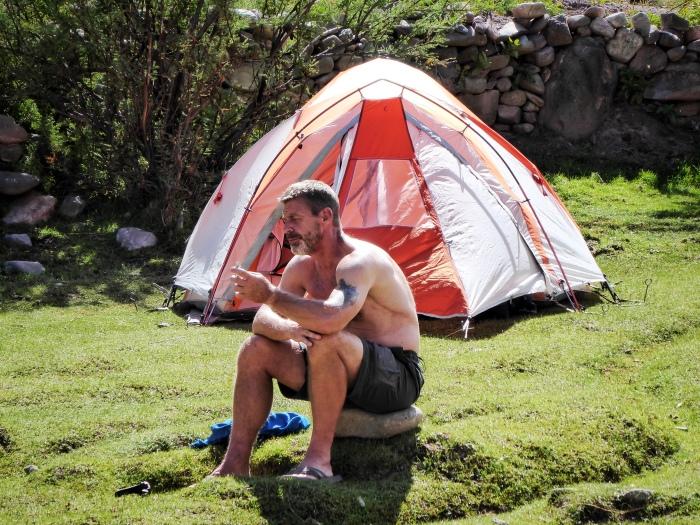 Shang Sumdo Camp